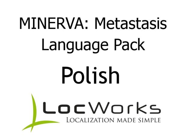 MINERVA: Metastasis - Polish Language Pack