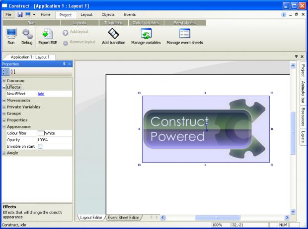 Construct 0.97.7