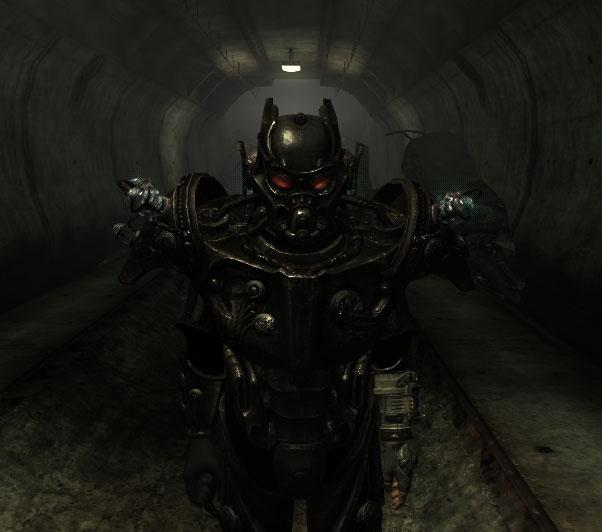 Enhanced Enclave power and tesla armor v1.0