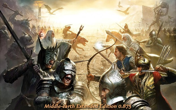 Middle-earth Extended Edition 0.875