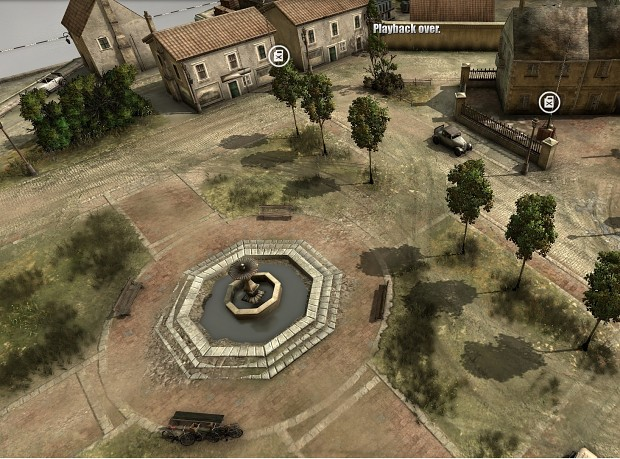 CoH improved environment textures
