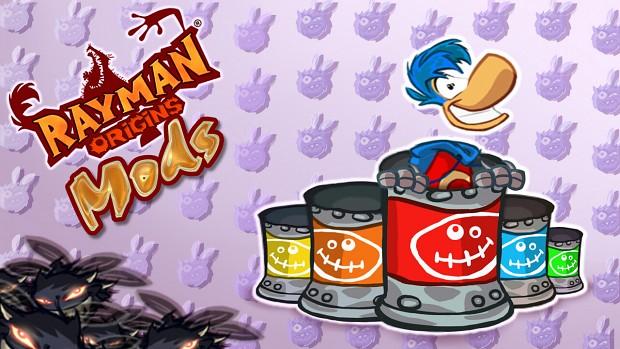 Rayman Origins Hoodlum Havoc Mods