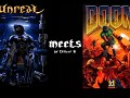 Unreal meets Doom
