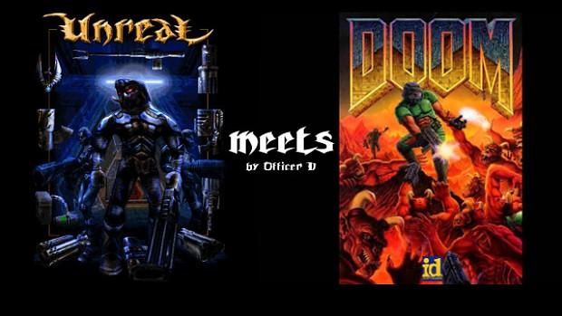 Unreal meets Doom