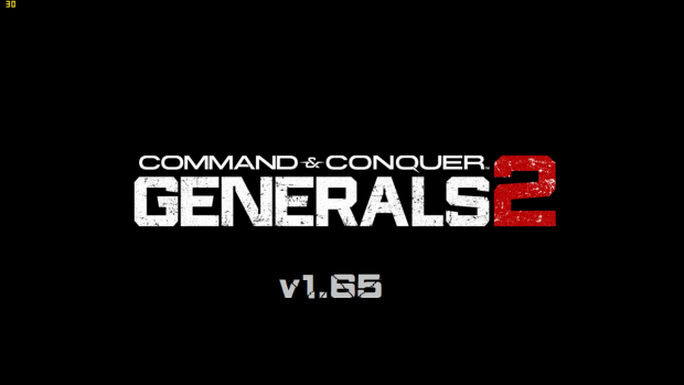 Generals2  Version 1.65