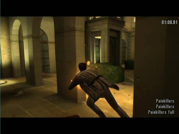 Max Payne 2: New Mod Progression #1