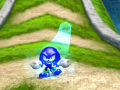 Knuckles the blue blur