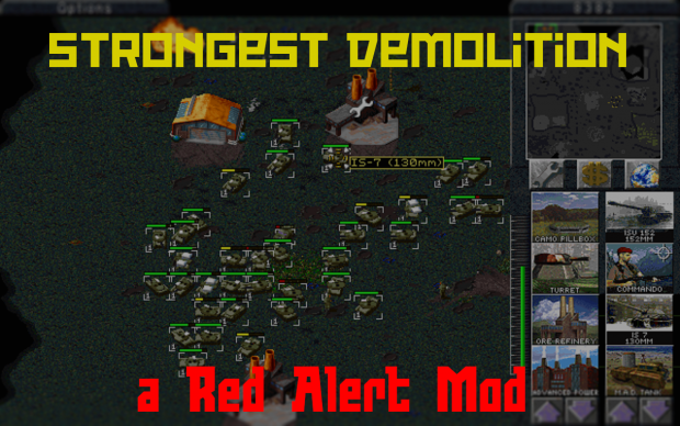 Red Alert Strongest Demolition v1.4 Portable