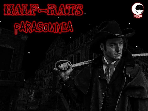 Half&-Rats: Parasomnia &- v1.0b &- Steam/Linux
