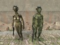 Nude Argonian Player Models/NPCs