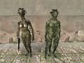 Nude Argonians PMs/NPCs