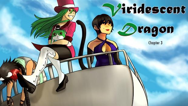 Viridescent Dragon Chapter 3 (Mac)