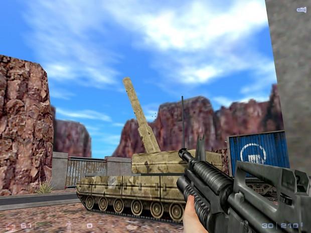 Sven Co op Half Life Escape Mod v1 0