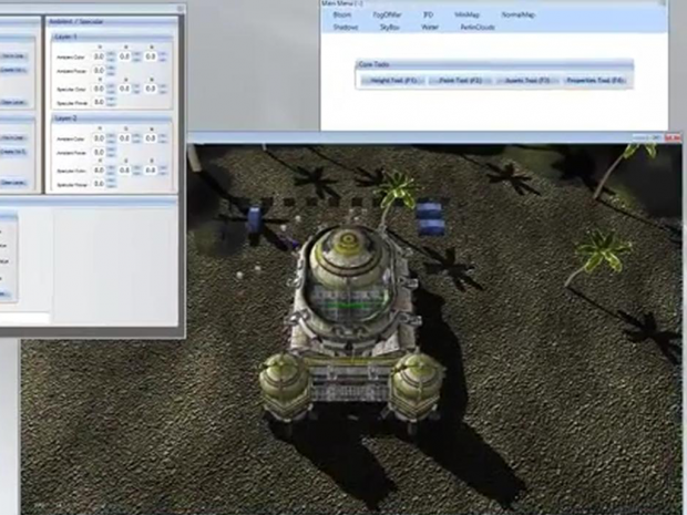 Temporal-Wars Engine