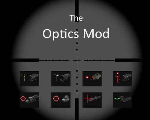 New Optics for Raven Shield Multiplayer