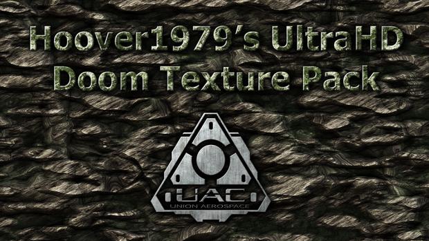 Doom UltraHD Texture Pack - Tech Demo 01