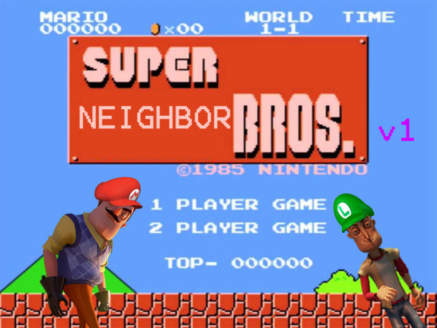 Super Neighbor Bros V1