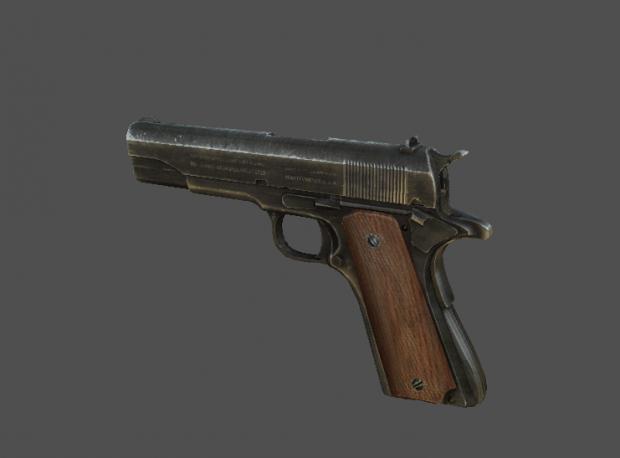 BC2 M1911