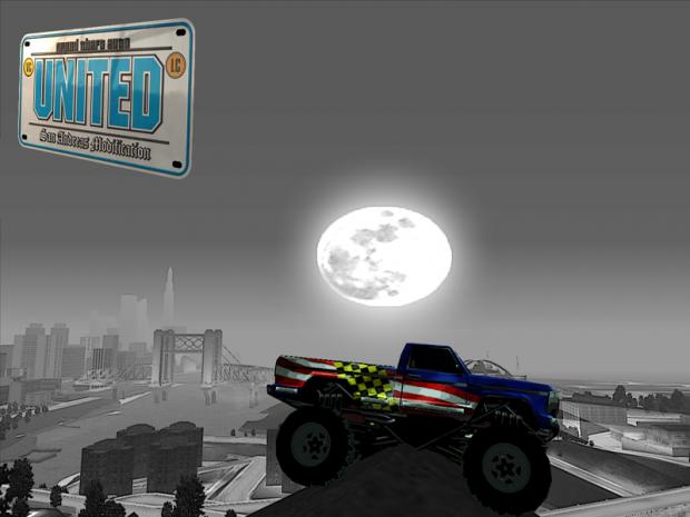 GTA United Loadscreens for GTA Vice City