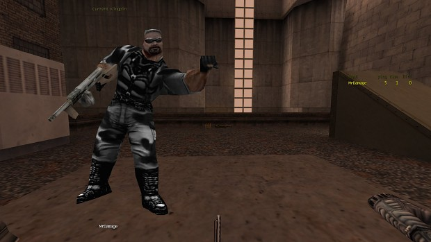 Recon Soldier Thug