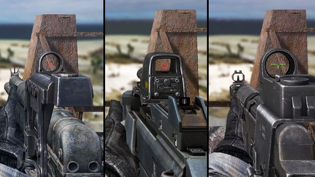 Arsenal Overhaul 3.1 for CoC 1.5 R6 - Unofficial