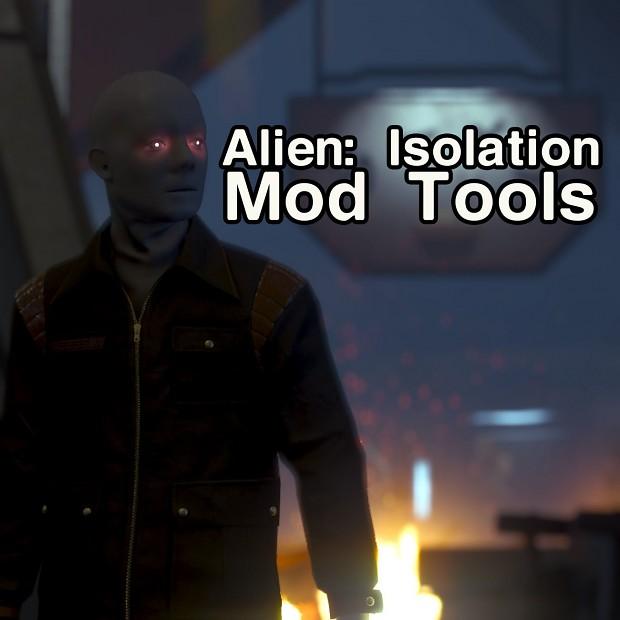 Alien: Isolation Modding ToolKit