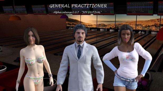 General Practitioner Alpha Release 007 MAC