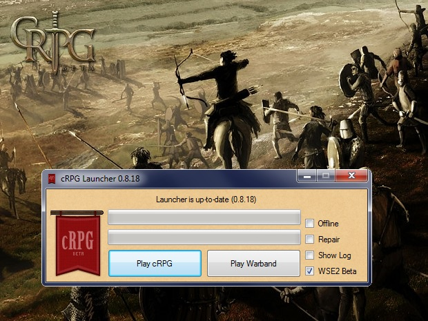 cRPG Launcher / Installer Tool (UPDATED)