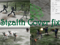 Stealth Cover fix