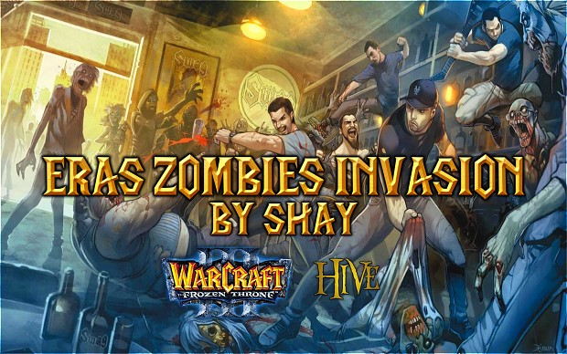 Eras Zombie Invasion Remastered v1.0