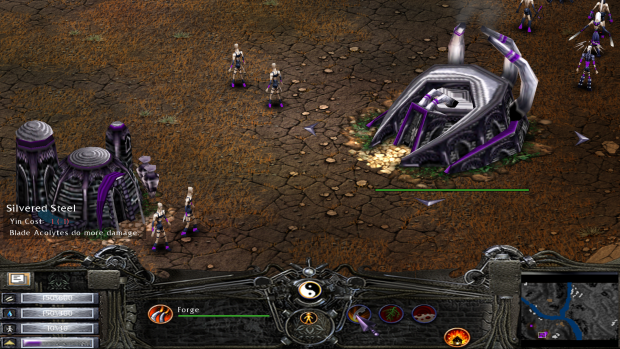 Battle Realms Corruption of the Lotus v.1.3