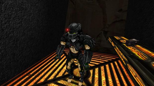 Dark Blade Clan Predator