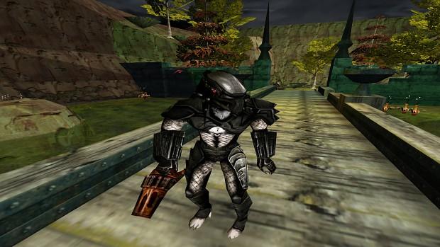 Ritual Armor Predator - PREDATOR: CONCRETE JUNGLE