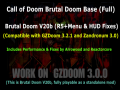 Brutal Doom V20b R5 w/BD Options Patch+Other Fixes