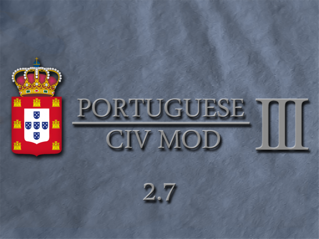 Portuguese Civ Mod III - v 2.7