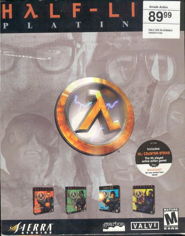 Half-Life:Platinum Trailer