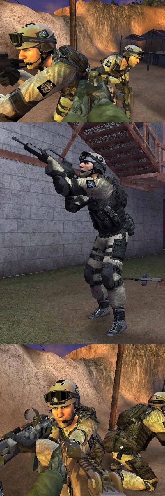 R6 Vetaran Operator