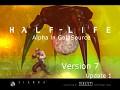 """Half-Life Alpha in GOLDSrc V. 0.7 """"Update 1"""""""