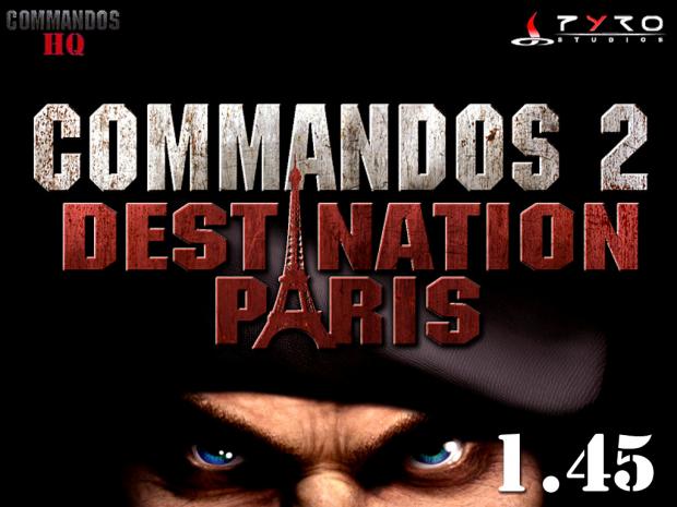 Commandos 2: Destination Paris 1.45