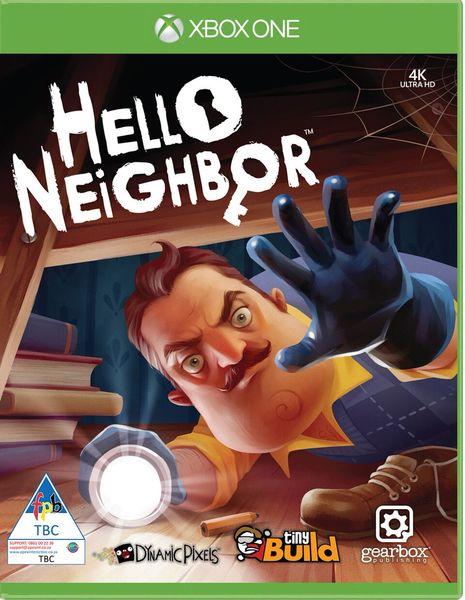 Hello Neighbor Xbox Demo (Very Short Teaser)