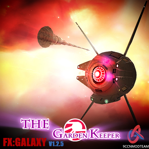 FX:Galaxy v1.25 - The Garden Keepers (HWRM v2.0+)