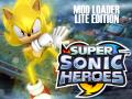 Super Sonic Heroes (for Heroes Mod Loader)