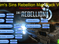 Tim's Sins Rebellion Map Pack V2