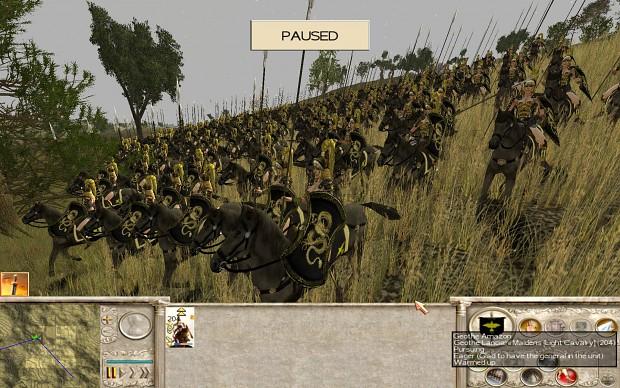 16+ Beta, Amazons:Total War - Refulgent 8.3F