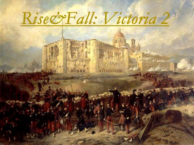 Rise&Fall; 1.0.1