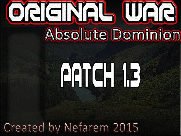 Absolute Dominion 1.5.2 Enhanced Edition