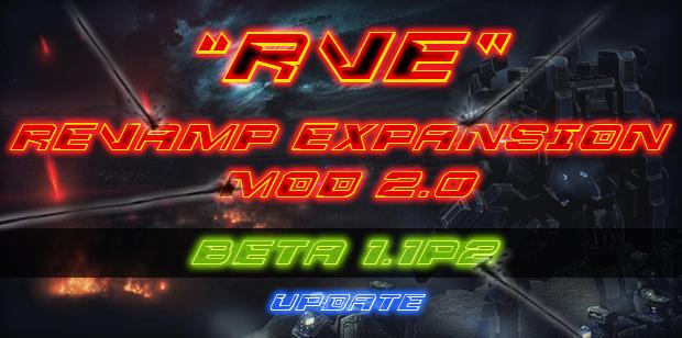 Revamp Expansion Mod 2.0 Beta 1.1P2