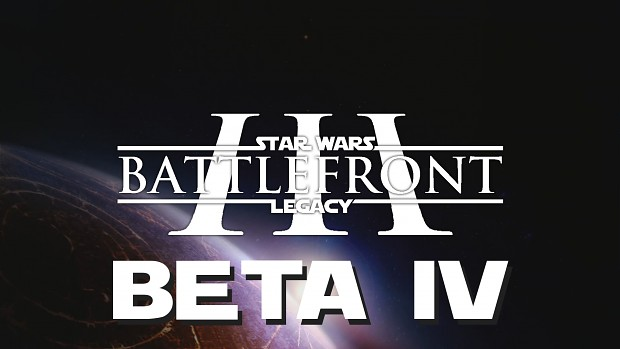 Battlefront III Legacy - Open Beta 4