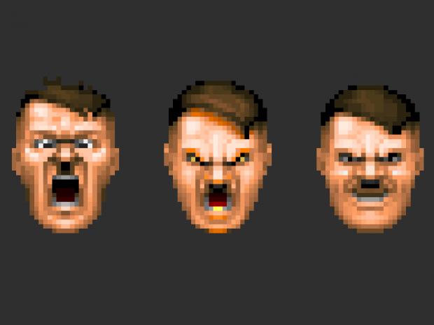 Hitler Mugshot