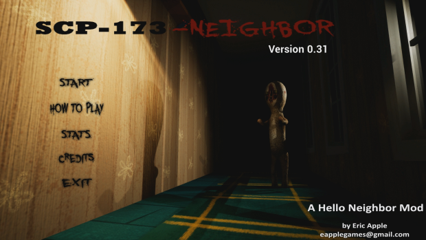 Hello SCP-173-Neighbor V0.31